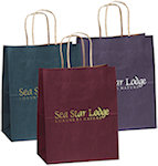 Munchkin Matte Shopping Bags